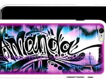 Graffiti Name iPhone Case