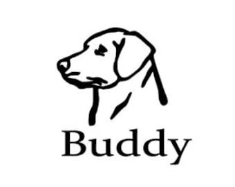 Lab Decal, Car Decal, Personalized, Pet, Dog, Labrador Retriever