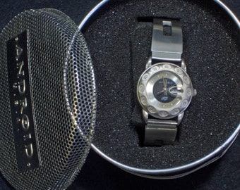 Watch. Android, Movement Made in Japan, New Old Stock with new battery, pre 1995 never used in the box,  1094a