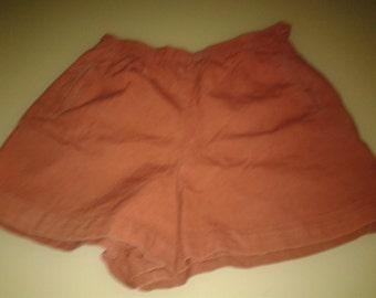 short cotton 50's