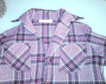PENDELTON 40's shirt