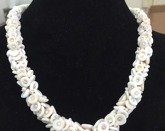 Puka shell necklace #2
