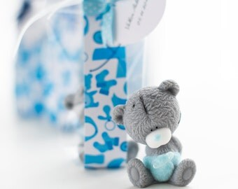 Baby Teddy Bear Soap