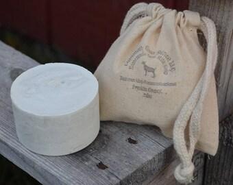 Unscented Goat Milk Shave Bar