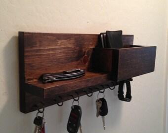 Key organizer,wall organizer,key holder,mail organizer,organizer, key hook shelf ,key hook holder