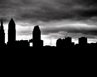 Cleveland Silhouette