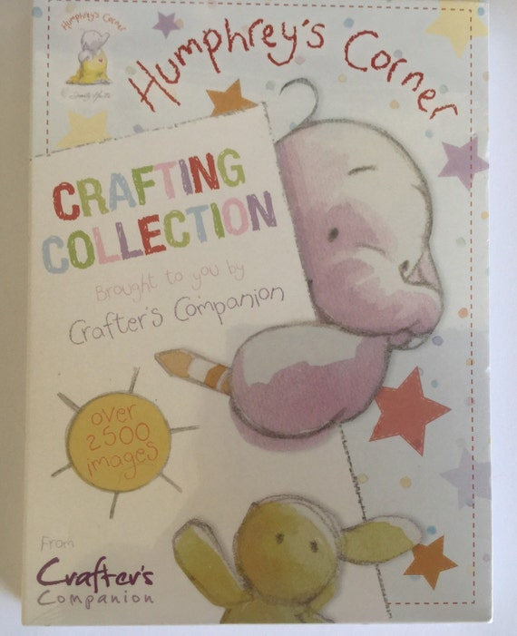 Humphrey's Corner double CD-Rom crafting collection