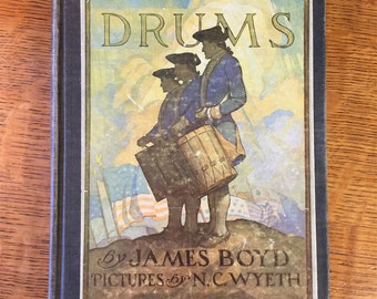 1928 Drums by James Boyd
