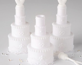 24pz wedding cake wedding bubbles confetti soap bubbles guests soul