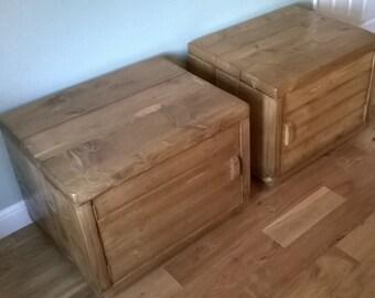 Handmade Rustic Cabinet 058