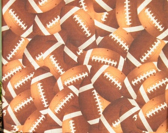 Custom fabric covered pin boards -- baseball, football, camo