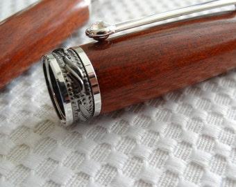 Bloodwood Fountain Pen