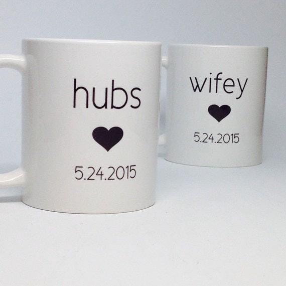 Unusual Wedding Shower Gifts : ... MugUnique Bridal Shower GiftWedding Gift IdeaAnniversary Gift