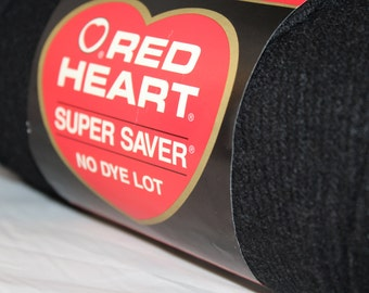 Red Heart Super Saver yarn 364 yards