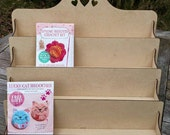 mdf card stand