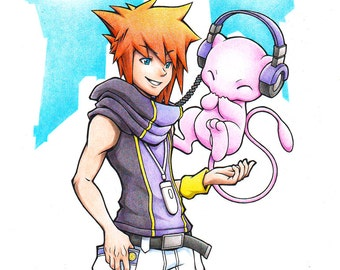 The World Ends with Mew