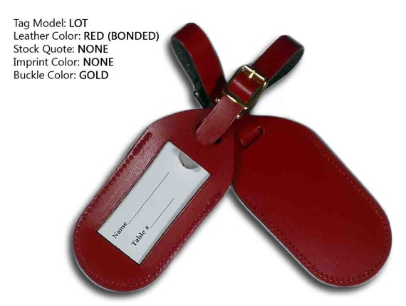 Wedding Favor Luggage Tags Leather : favorite favorited like this item add it to your favorites to revisit ...