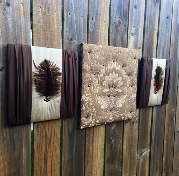 traditional 3 piece wall decor center piece is a by