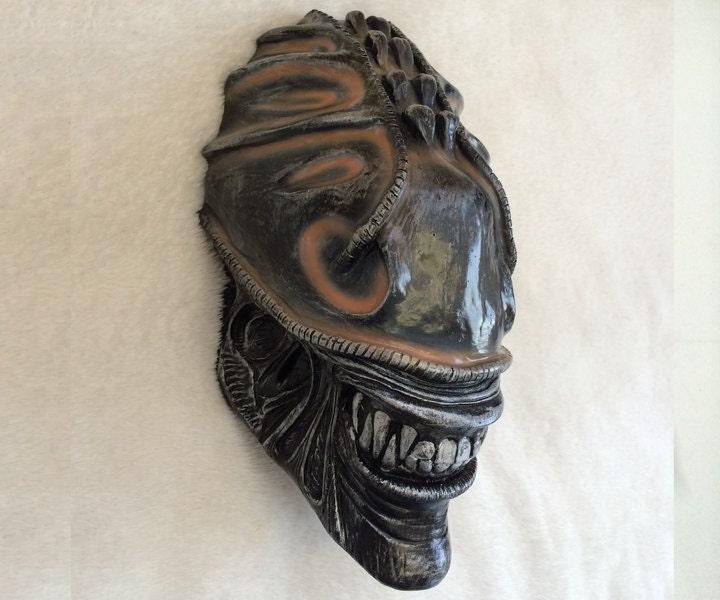 xenomorph warrior head - photo #11