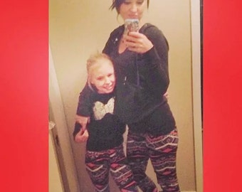 Mommy and me leggings only