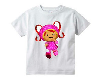 Team Umizoomi Personalized Mili T-shirt