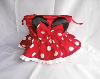 Minnie Mouse Purse & Accessory