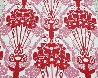 Nouveau in Petal - Hand Drawn Garden by Anna Maria Horner - 1 yard cotton fabric