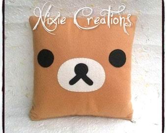 Pillow Rilakkuma inspired