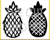 The Prickly Pineapple cut file consists of two Pineapple icons, that can be used on your scrapbooking and papercrafting projects.