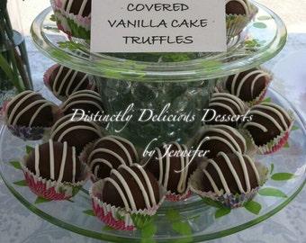 Cake  Truffles (1 dozen)