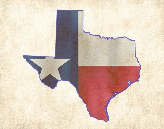 Influential image regarding texas flag printable