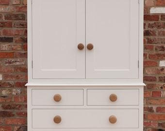 Linen Press-China Cabinet-Pantry/Larder Unit-Wardrobe