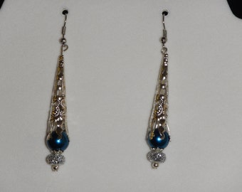 Icicle Earrings