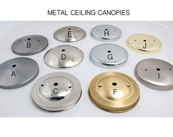 Ceiling Canopies - NOT FOR SALE - For Display Only