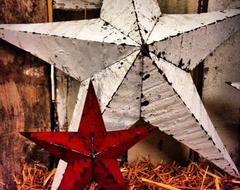 Amish Barn Stars From America Price includes P&P