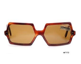 Sunglasses of 60's 70's Cébé dead stock