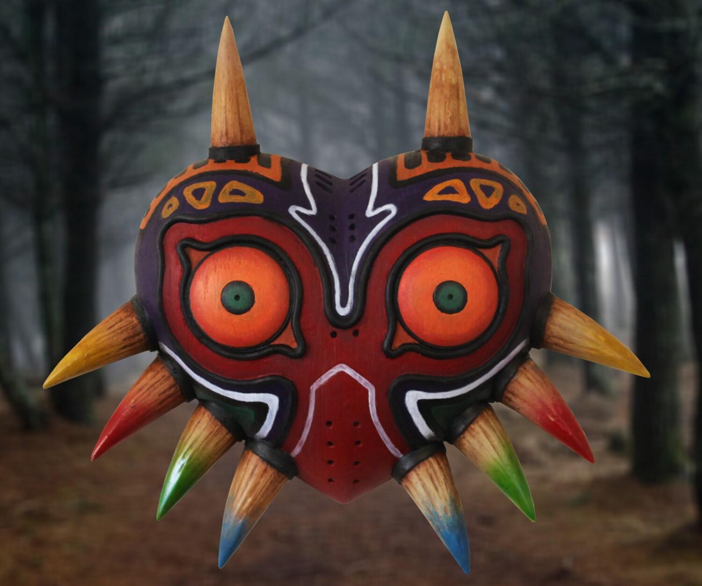 The Witcher 3 Inspired Eredin Helmet