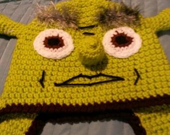 Shrek hat