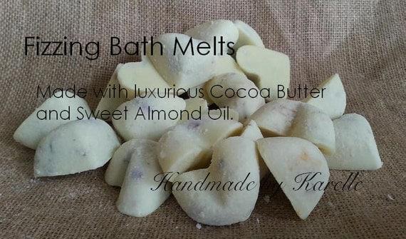 Fizzing Bath Melts