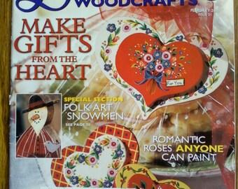 Decorative Woodcraft Magazine