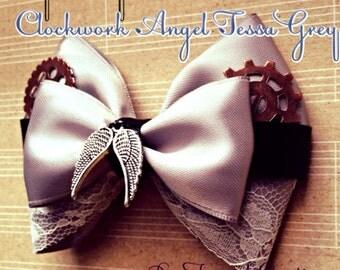 Clockwork Angel Inspired Bow