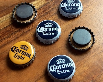 Corona Beer Cap Magnets