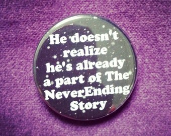 "badge ""neverending story"""
