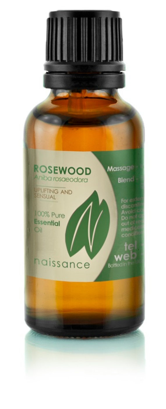 Rosewood essential oil by naissanceuk on etsy