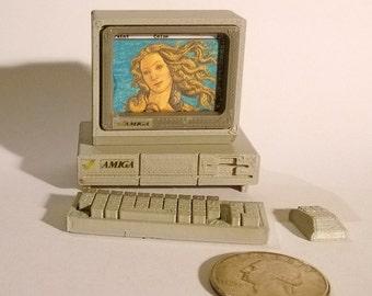 Mini Amiga A1000 - 3D printed!