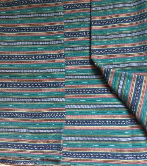 Regional Guatemala Fabric Handmade By Indigenous Guatemalan