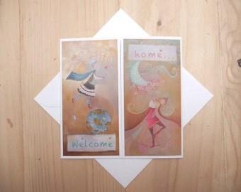 Fine Art Greeting Card
