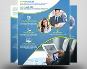Corporate Business Flyer Template Vol.1