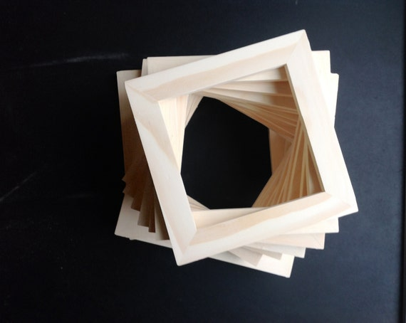 Craft Wood Frames Bulk