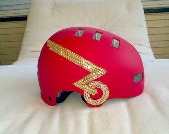The Flash Designer Helmet